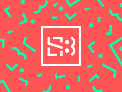 Monogram – Abstract 1
