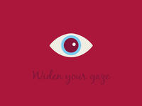 Widen Your Gaze