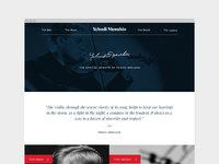 Menuhin homepage attachement