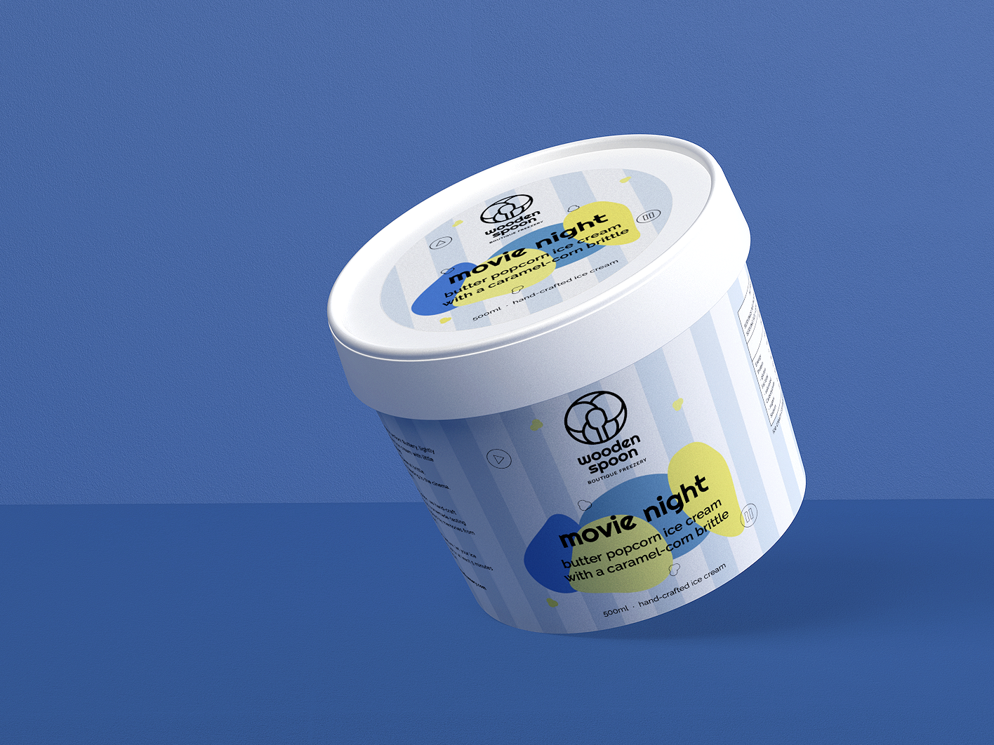 Ice Cream packaging packaging cinema4d 3d art 3d daily branding design simple