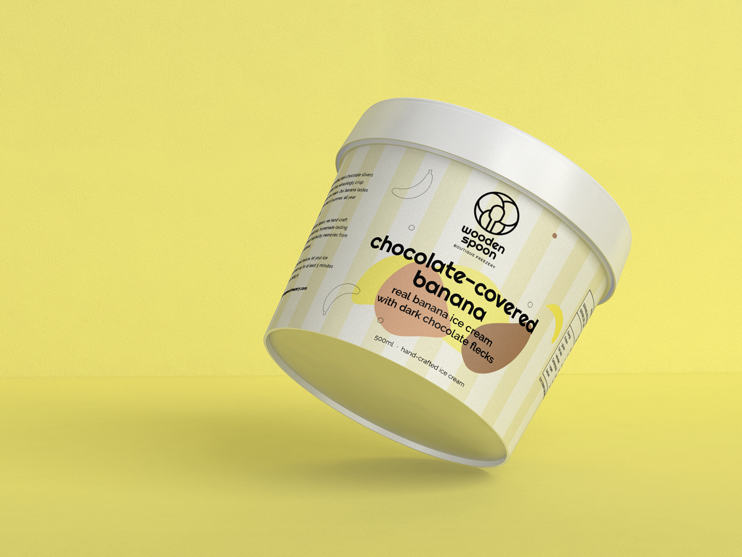 Ice Cream packaging packaging logo daily cinema4d 3d art 3d branding design simple ice cream