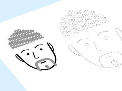 My avatar line expression avatar