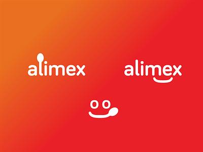 Alimex mexico monterrey wip identity brand logo icon food