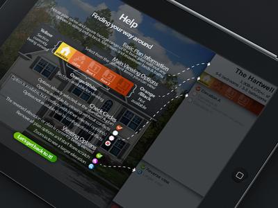 App Help Screen