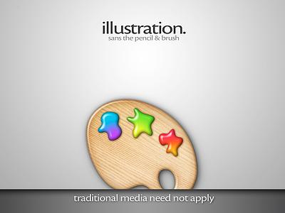 What do we do? (1 of 6) illustration design branding identity palette print display marketing advertising addy aaf award lenker design