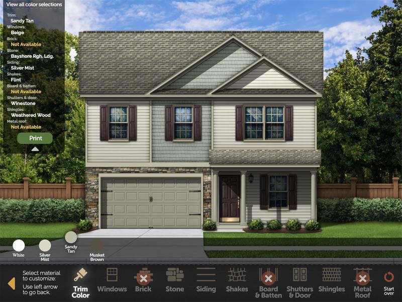 Interactive Home Designer by Jason Lenker on Dribbble