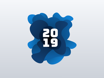 2019 creativity create camouflage graphic illustration design new year 2019