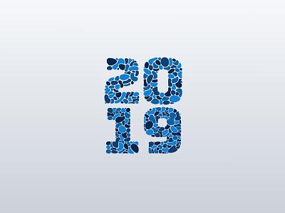 Inside Pattern new year illustration graphic design creativity camouflage 2019