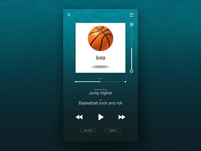 Simpleplayer design music player