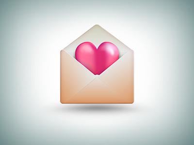 Gift Letterheart february heart letter gif