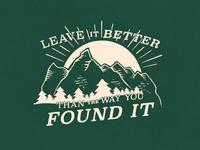 Leave It Better