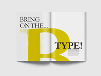 Typography Obsession