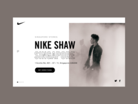 Nike Singapore Stores