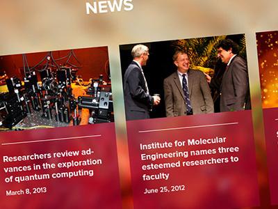 Molecular Engineering Mockup news