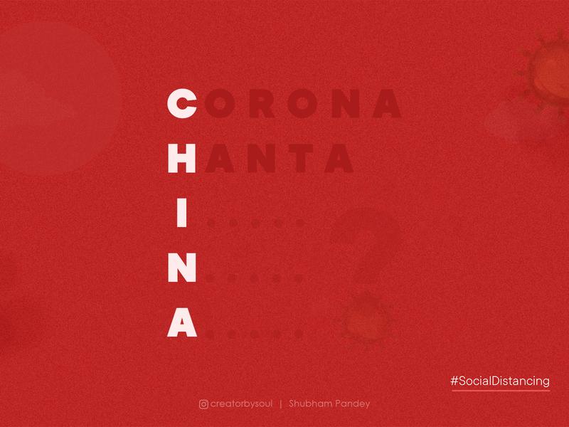 Corona (Covid 19) Poster