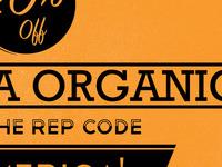 Omerica Organic Discount