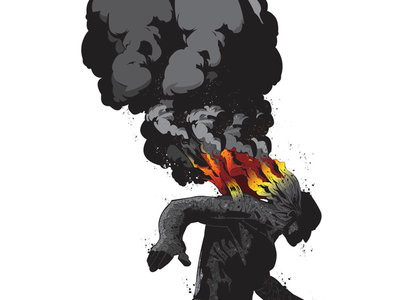 CHARACTER DESIGN - Adam & Original Sin bible characters bible vector character design characters inking painting comic book illustration hell god