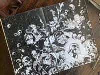 "SKETCHBOOK - ""Avengers:Endgame"" Poster"