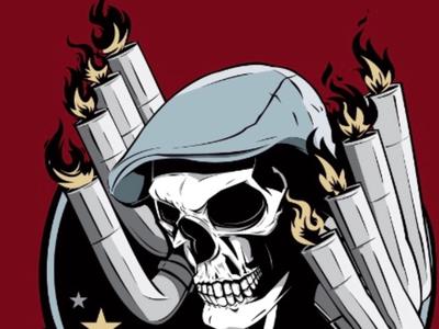 "LOGO DESIGN - ""MOTORHEAD"" logo design logos design illustration branding brand graphic design logo"