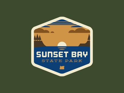 Sunset Bay State Park