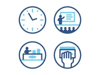 Conference Guide Icons