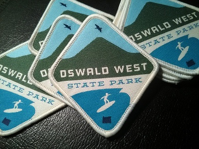 Oswald West State Park patches