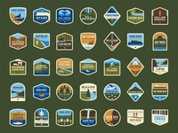 The Project Formerly Known As Oregon Scout Badges