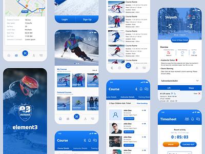 App for Sports Booking application development sports booking app app development summer sports winter sports