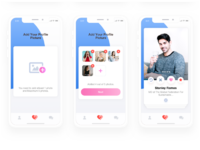Dating app concept 1.2