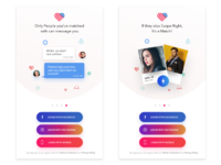 Dating app concept 2.2