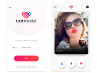 Dating app concept 2.3
