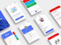 Digital Information & Process management App