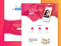 Dating App Website