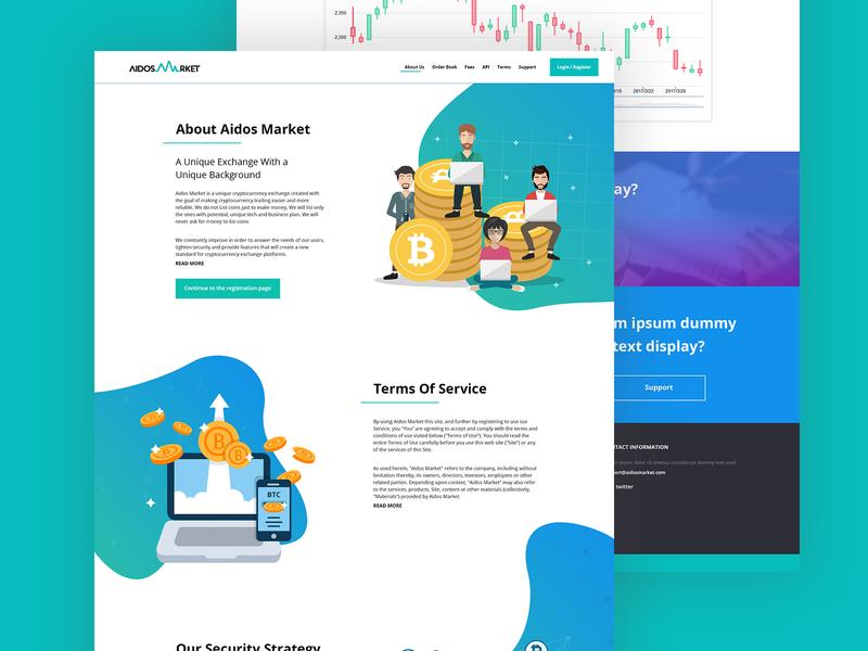Cryptocurrency Exchange Market blockchain exchange website cryptocurrency website