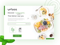 Restaurants & Grocery  Web design