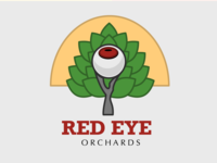 Red Eye Orchards Logo