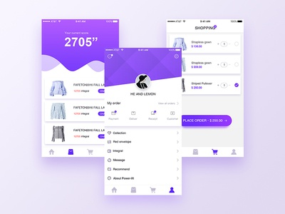 Power Lift app design_01