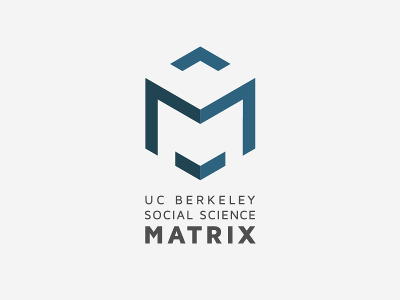 UC Berkeley Social Science Matrix Logo by Roxy Koranda - Dribbble