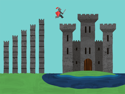 Castle Climber