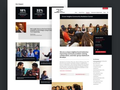 Center For Court Innovation Program Detail Page