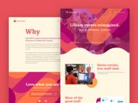 Intercept Marketing Website