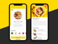 Gourmet interface