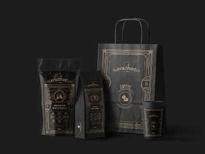 Coffee packaging design vector branding illustration packaging designer blend coffee coffee design print design coffee packaging can coffee print packaging packaging design design annamukhina