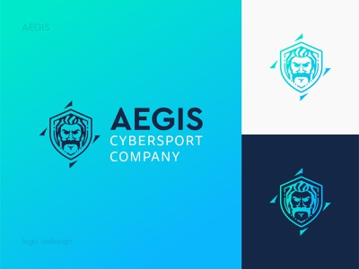 Cybersport logo redesign creative logo concept shield minimalism clean cybersport logo redesign logotype cybersport cyber vector branding design logo illustration annamukhina