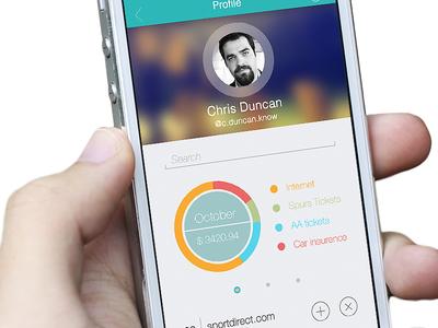 PaymintApp app ios payment card resume