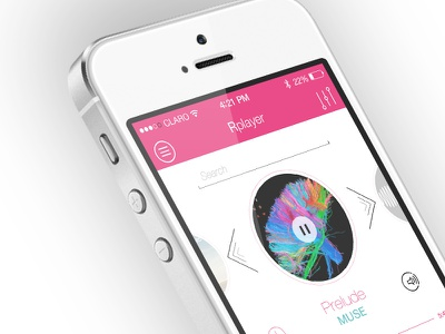 SomePlayerApp music app ios player