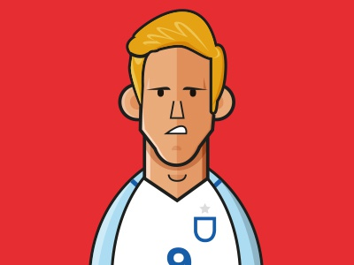 Euro 2016 - #FollowFootball Project - England