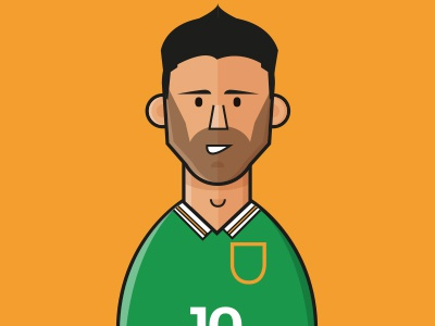 Euro 2016 - #FollowFootball Project - Republic of Ireland
