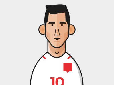 Euro 2016 - #FollowFootball Project - Poland munich bayern lewandowski robert poland uefa france teams fixtures euro2016 soccer football