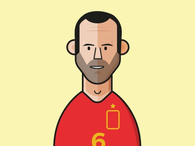 Euro 2016 - #FollowFootball Project - Spain
